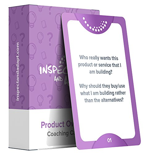 9780957587465: Product Owner Coaching Cards
