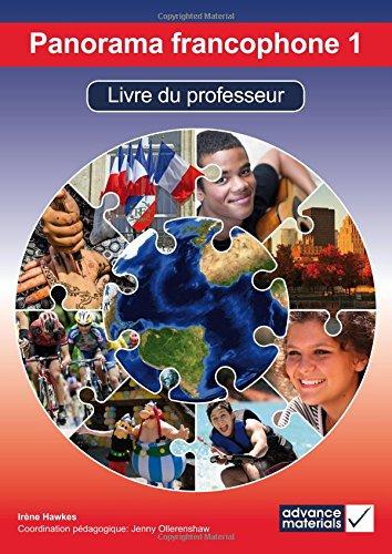 9780957601208: Panorama Francophone Teacher Book 1 (IB Diploma) (French Edition)