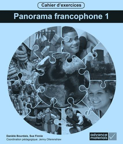 9780957601222: Panorama Francophone 1: Cahier D'exercices (French Edition)