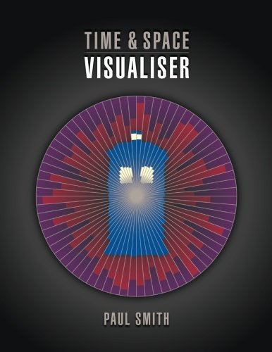 9780957606203: Time & Space Visualiser: The story and history of Doctor Who as data visualisations