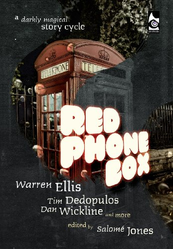 9780957627116: Red Phone Box: A Darkly Magical Story Cycle