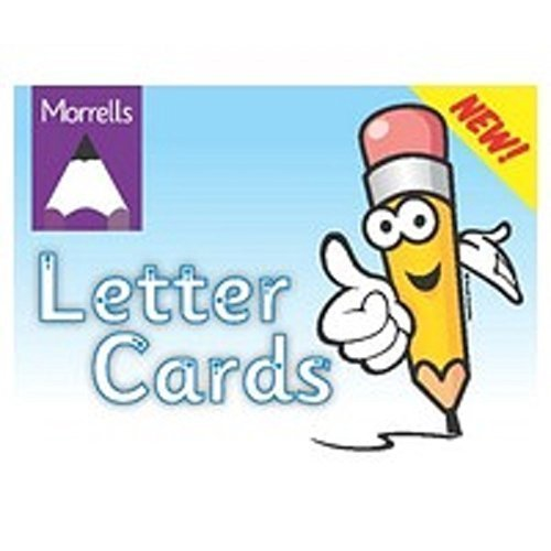 9780957633124: Morrells Handwriting Letter Cards