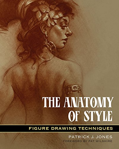 9780957664982: The Anatomy of Style: Figure Drawing Techniques