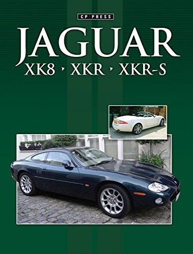 9780957666412: Jaguar XK8 XKR XKR-S