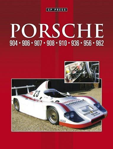 9780957666481: Porsche 904, 906, 907, 908, 910, 936, 956, 962