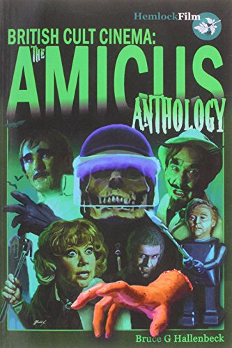 9780957676282: The Amicus Anthology (British Cult Cinema)