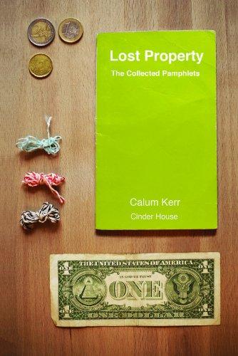 Lost Property: Calum Kerr