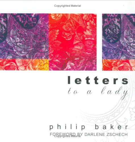 9780957702035: Letters to a Lady