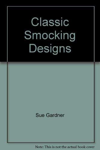 9780957715929: Classic Smocking Designs