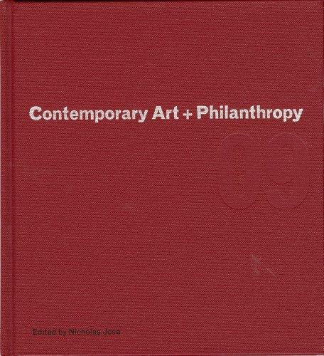 Contemporary Art and Philanthropy : Private Foundations, Asia-Pacific Focus: Jose, Nicholas (Ed.)