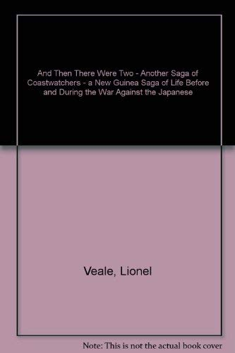 And Then There Were Two. A New: Veale, Lionel
