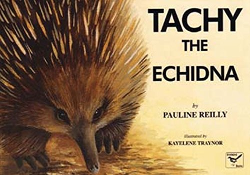 9780957778979: Tachy the Echidna