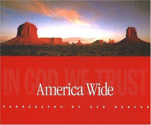 9780957786127: America Wide: In God We Trust