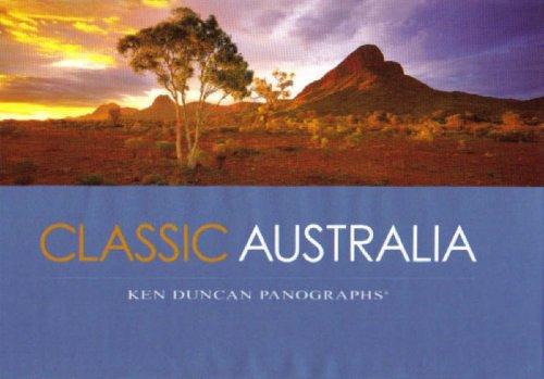 9780957786189: Classic Australia: Spectacular Panoramic Views