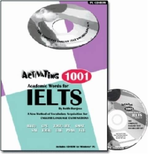 9780957898035: Activating 1001 Academic Words for IELTS: ..and Other English Language Tests