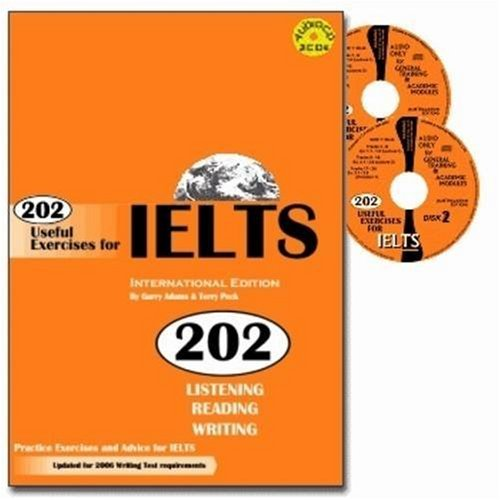 9780957898073: 202 Useful Exercises for IELTS - International Edition (Book & CD)
