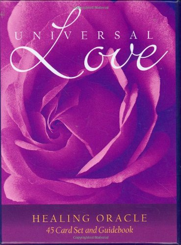 9780957914902: Universal Love Healing Oracle Cards