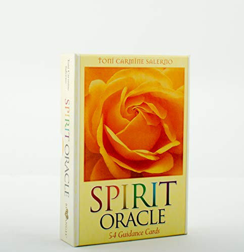 9780957914926: Spirit Oracle: 54 Guidance CardsBook and Oracle Card Set