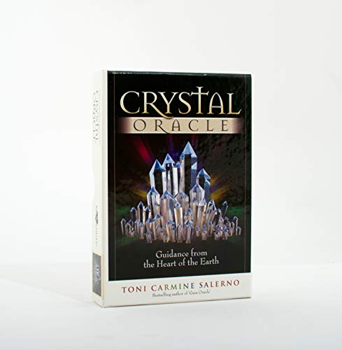 9780957914988: Crystal Oracle: Guidance from the Heart of the Earth