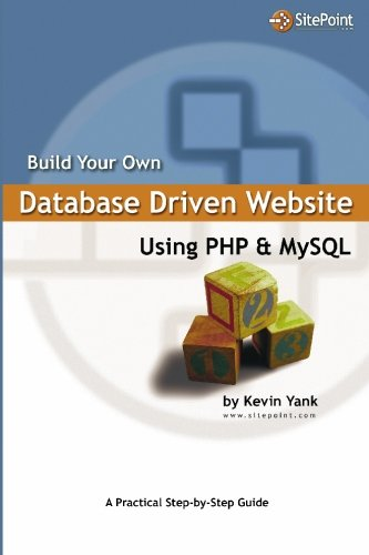 9780957921801: Build Your Own Database Driven Website: Using Php and Mysql