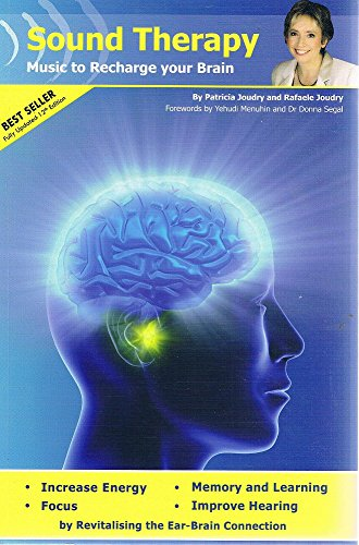 9780957924611: Sound Therapy: Music to Recharge Your Brain