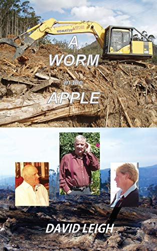 9780957943667: A Worm in the Apple