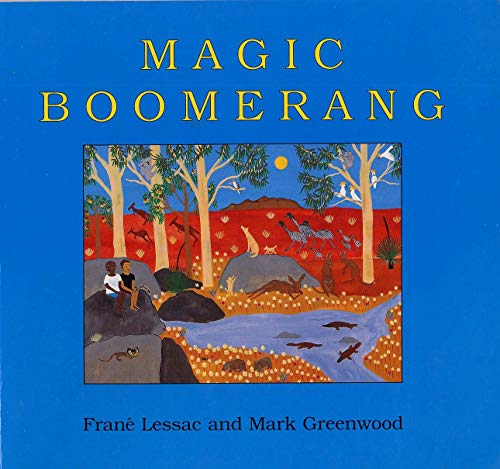 Magic Boomerang: Mark Greenwood