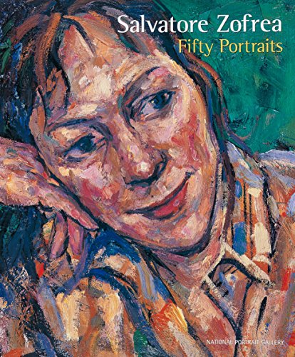 Salvatore Zofrea: Fifty Portraits: Sayers, Andrew (text)