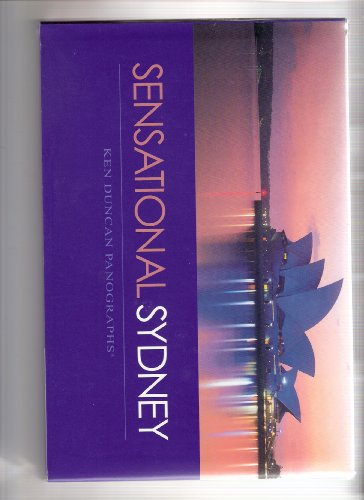 9780958054416: Sensational Sydney: Stunning Panoramic Views