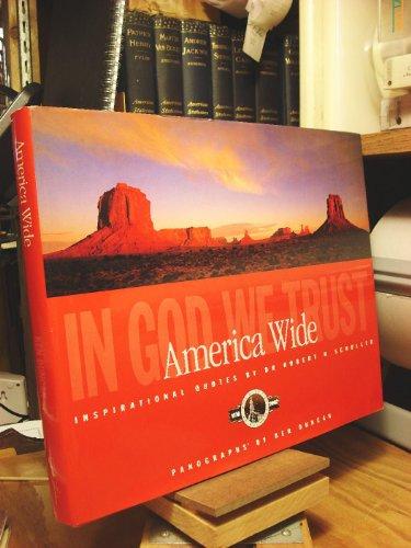 9780958054430: America Wide: In God We Trust
