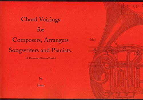 9780958099004: Chord Voicings for Composers, Arrangers, Songwriters and Pianists