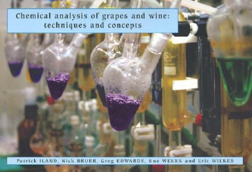 9780958160513: Chemical Analysis of Grapes and Wine: Techniques and Concepts