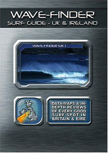 Wave-finder Surf Guide: UK and Ireland: Larry Blair; Cheyn