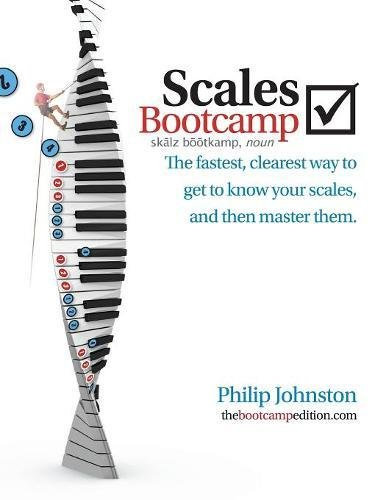 9780958190541: Scales Bootcamp: The fastest, clearest way to get to know your scales, and then master them.