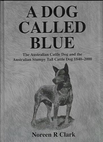 9780958193436: A Dog Called Blue: The Australian Cattle Dog and the Australian Stumpy Tail Cattle Dog 1840-2000