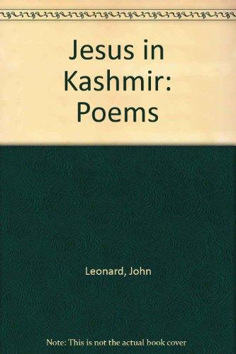 9780958193801: Jesus in Kashmir: Poems