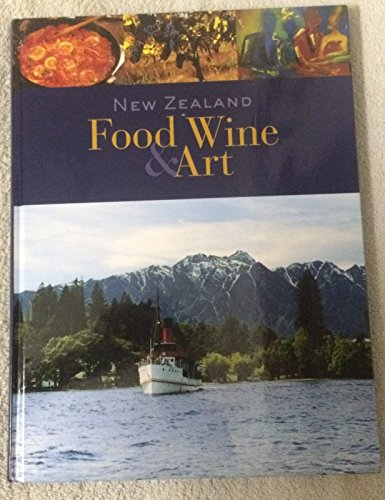 New Zealand Food Wine & Art: Ian Baker and