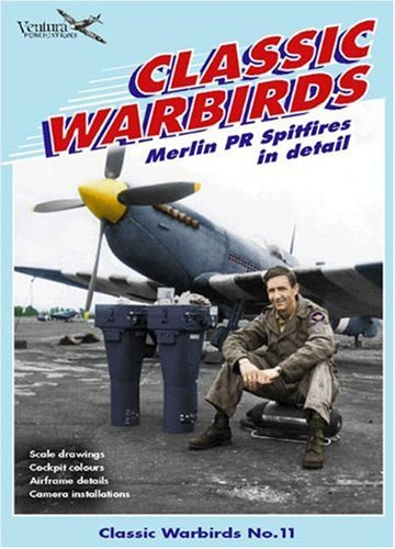 9780958229654: Merlin PR Spitfires Pt 2 (Classic Warbirds)