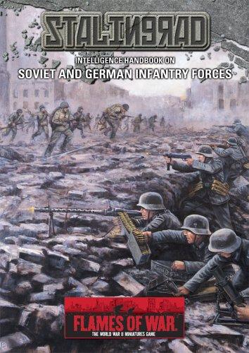9780958253604: Flames of War Stalingrad: Intelligence Handbook on Soviet and German Infantry Forces (The World War II Miniatures Game)