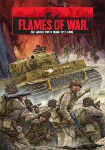"Open Fire"" Flames of War: The World: Simunovich, Peter, Brisigotti,"