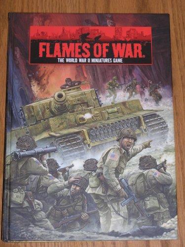 9780958253697: Flames of War: the World War II Miniatures Game