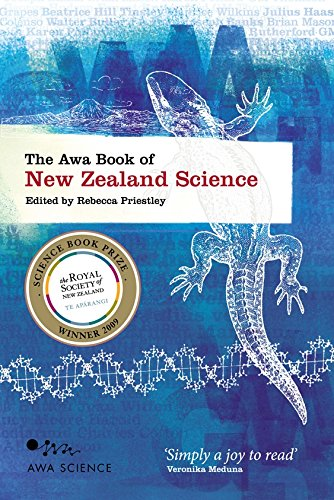 9780958262996: The Awa Book of New Zealand Science (Awa Science)