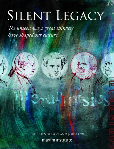 9780958265294: Silent Legacy: The unseen ways great thinkers have shaped our culture