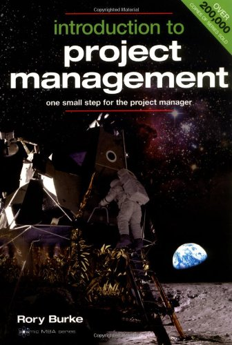 9780958273336: Introduction to Project Management (Cosmic MBA)