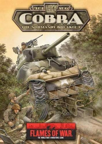 9780958275569: Cobra: The Normandy Breakout, July-August 1944
