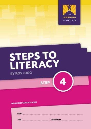 9780958284622: Steps to Literacy - Step 4