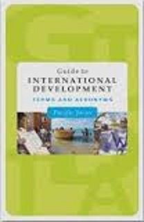 9780958287333: Guide to International Development Terms and Acronyms: Pacific Focus