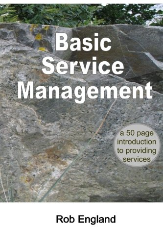 9780958296939: Basic Service Management: A 50-page introduction to providing services
