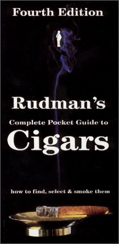 9780958315753: Rudman's Complete Pocket Guide to Cigars - 4th Edition