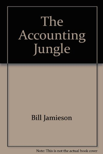 9780958338929: The Accounting Jungle [Taschenbuch] by Bill Jamieson